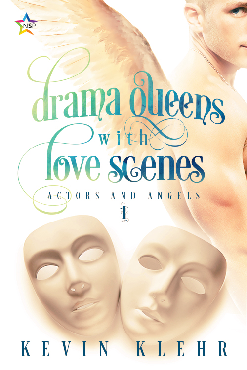 Book Cover: Drama Queens with Love Scenes by Kevin Klehr