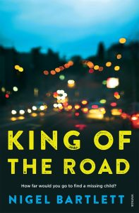 Book Cover: King of the Road by Nigel Bartlett