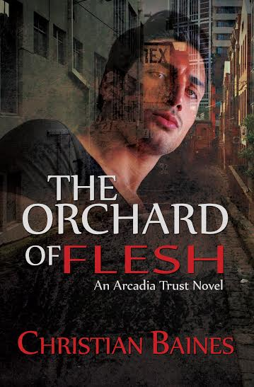 Book Cover: The Orchard of Flesh by Christian Baines