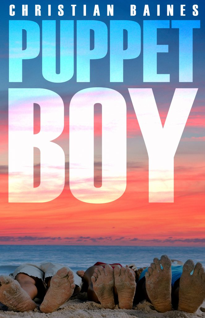 Book Cover: Puppet Boy by Christian Baines