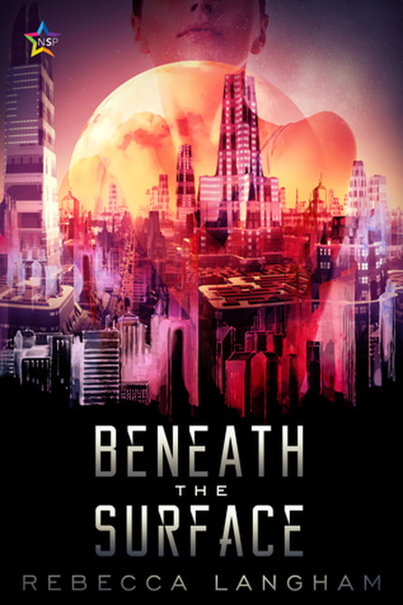 Book Cover: Beneath the Surface by Rebecca Langham