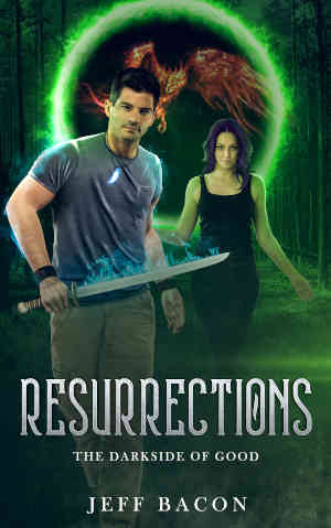 Book Cover: Resurrections by Jeff Bacon