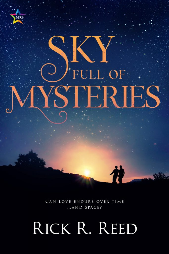 Book Cover: Sky Full of Mysteries by Rick R. Reed