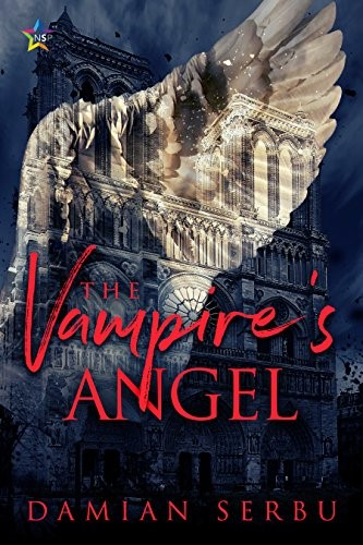 Book Cover: The Vampire's Angel by Damian Serbu