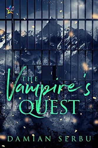 Book Cover: The Vampire's Quest by Damian Serbu