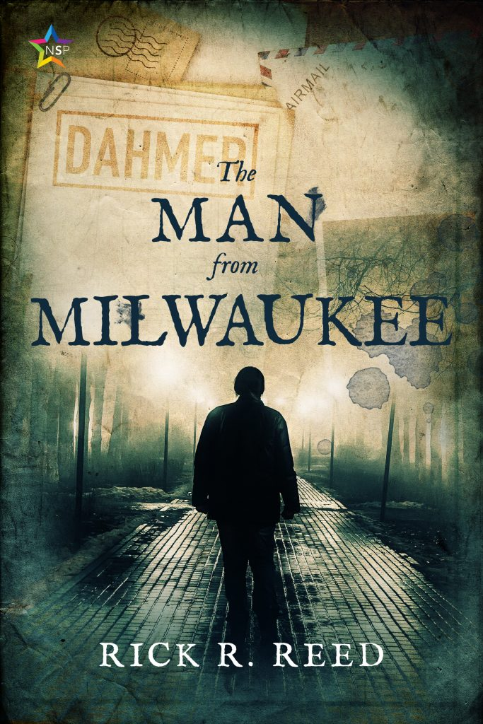 Book Cover: The Man from Milwaukee by Rick R. Reed