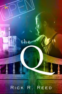 Book Cover: The Q by Rick R. Reed