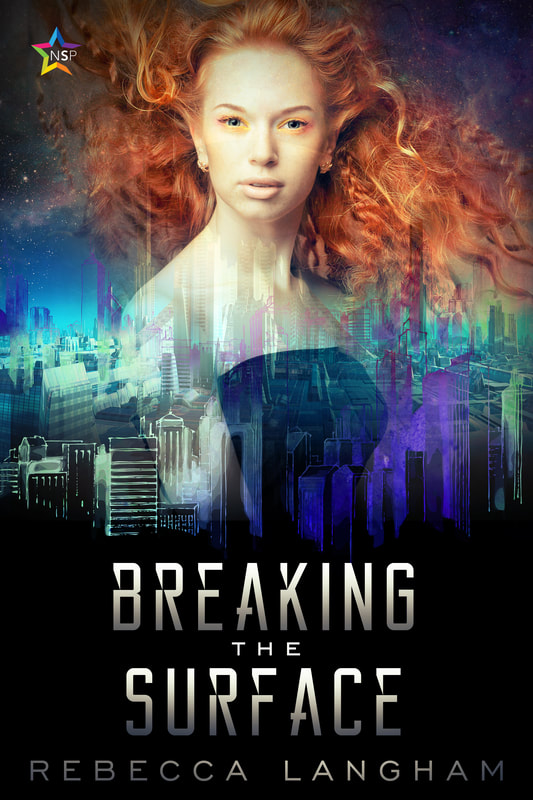 Book Cover: Breaking the Surface by Rebecca Langham