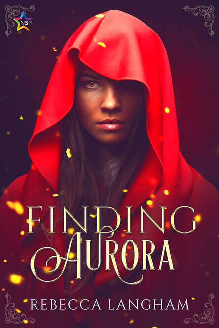 Book Cover: Finding Aurora by Rebecca Langham