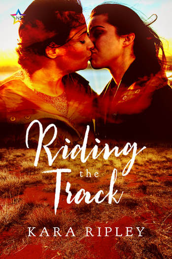 Book Cover: Riding the Track by Kara Ripley