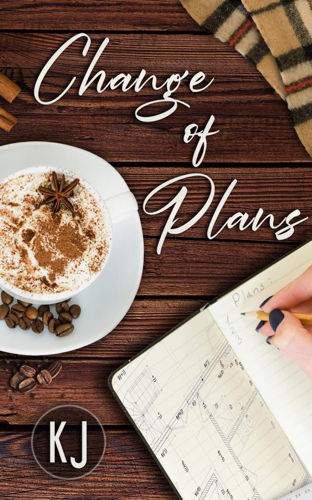 Book Cover: Change of Plans by KJ