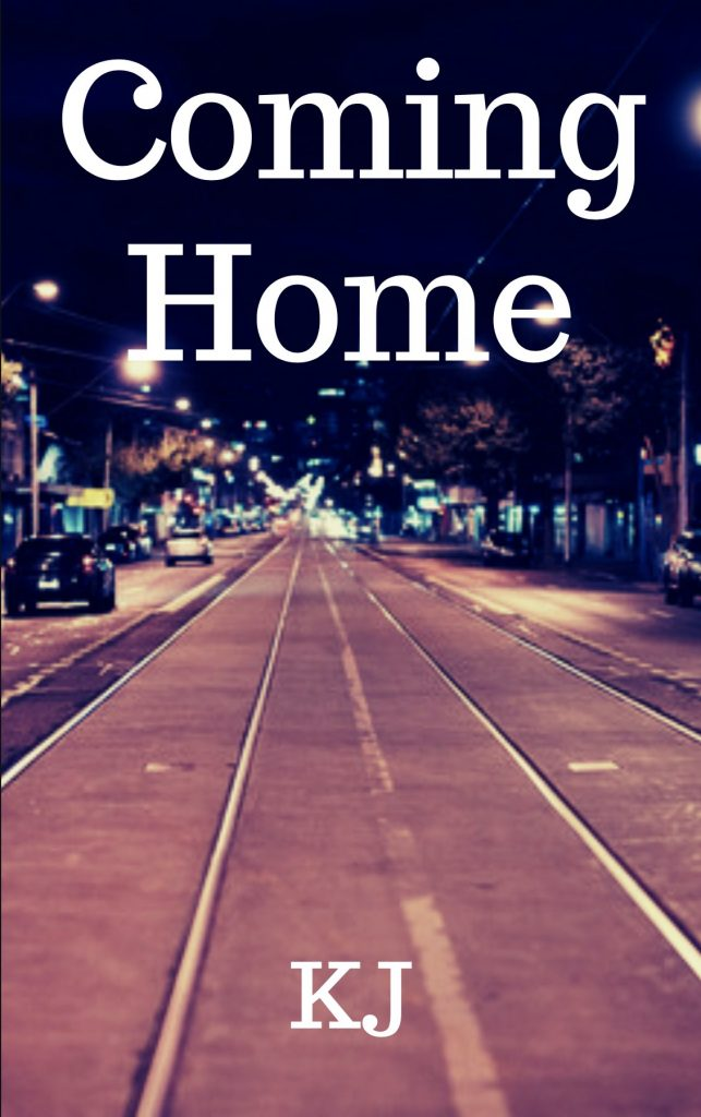 Book Cover: Coming Home by KJ
