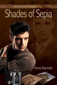 Book Cover: Shades of Sepia by Anne Barwell