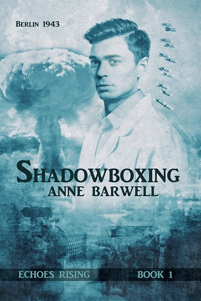 Book Cover: Shadowboxing by Anne Barwell