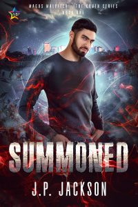 Book Cover: Summoned by J.P. Jackson