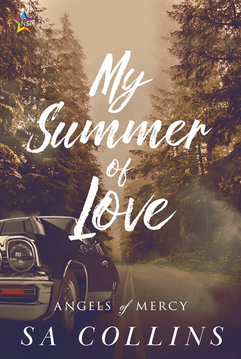 Book Cover: My Summer of Love by S.A. Collins